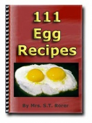 Product picture Learn the 111 delightful egg recipes!